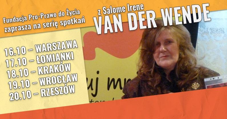 Rektor Uniwersytetu Medycznego odwołuje spotkanie z Irene van der Wende!