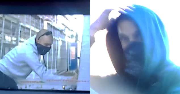 Bandyci zaatakowali nasz samochód! Prosimy o pomoc w ustaleniu ich tożsamości